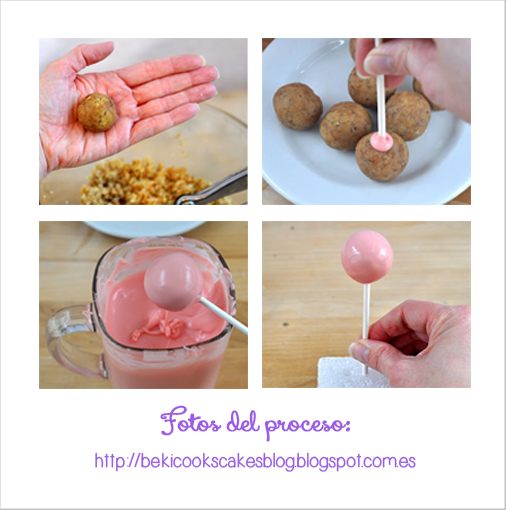how to cake pops