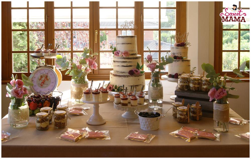 Matrimonio Civil Rustico : Tartas de boda sweetmama